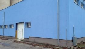 Modrý sklad